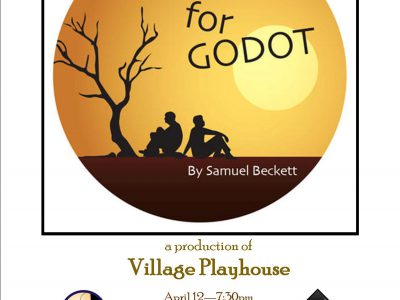 "Village Playhouse Offers Limited Engagement of ""Waiting For Godot"""