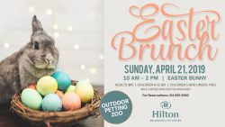 Hilton Milwaukee City Center Easter 2019