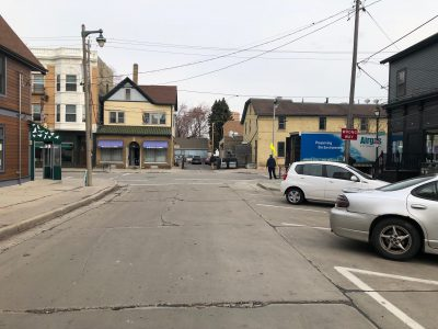 Eyes on Milwaukee: More Parking, Traffic Flow for East Side