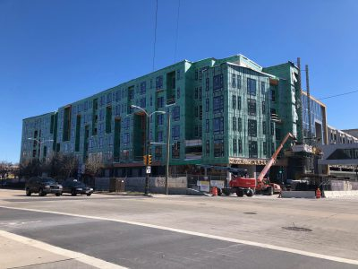 Friday Photos: Ultra Lofts Rise in Deer District