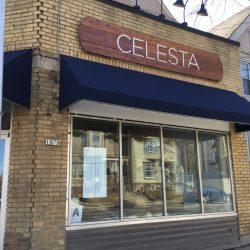 Celesta. Photo by Cari Taylor-Carlson.