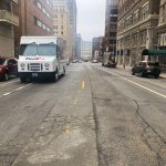 Transportation: Study Finds Danger in Painted Bike Lanes
