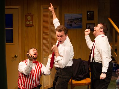 Theater: So There Was This Barbershop Quartet