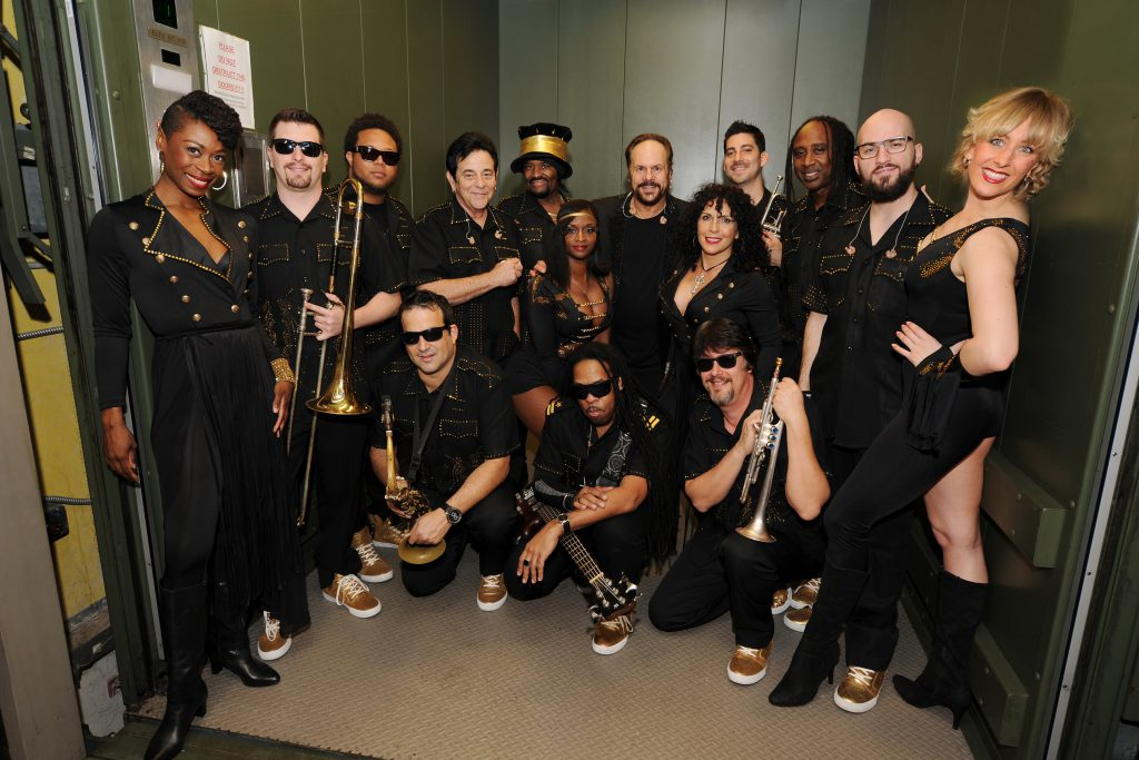 KC & The Sunshine Band. Photo courtesy of Festa Italiana.