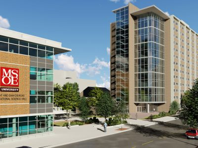 Milwaukee School of Engineering Unveils Plans to Transform Residence Hall