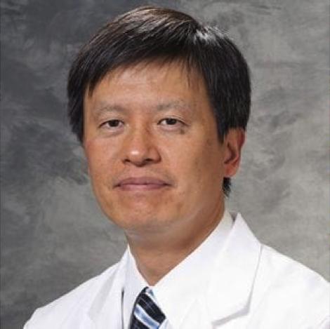 Takushi Kohmoto. Photo courtesy of the Medical College of Wisconsin.