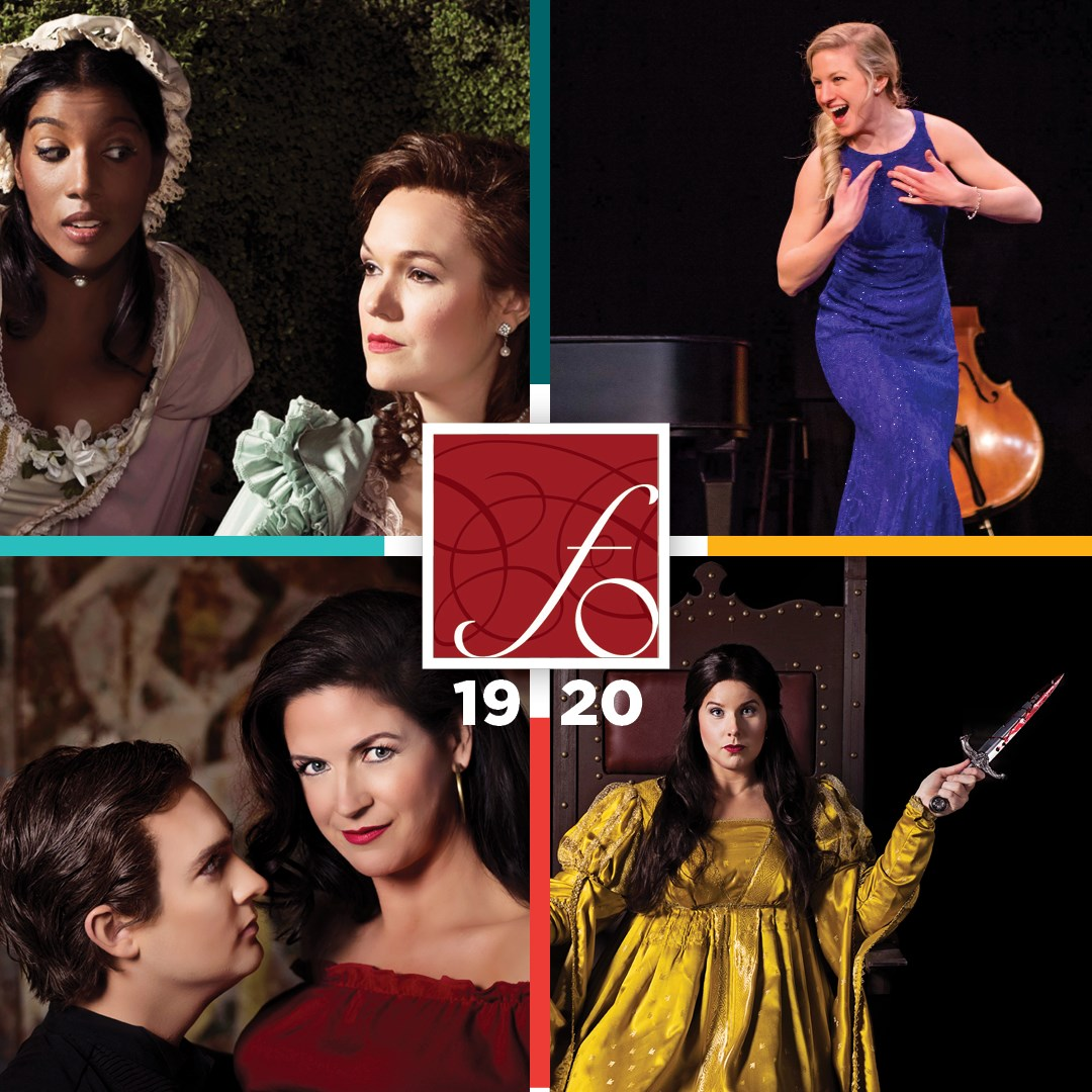 The Florentine Opera Company announces its 2019-2020 Season
