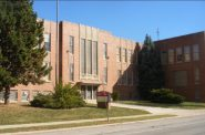 Carleton Elementary School. Photo from the City of Milwaukee.