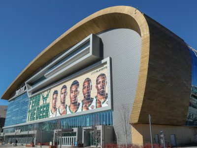 Eyes on Milwaukee: Bucks Will Paint Cream City Green