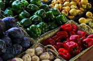 Fresh produce. CC0 Public Domain.