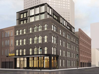 Eyes on Milwaukee: Proposed Downtown Hotel Loses Two Floors