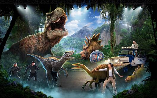 Tickets Now On Sale for Jurassic World Live Tour – an Unparalleled and Thrilling Live Arena Experience