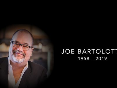 Friends Remember, Praise Joe Bartolotta