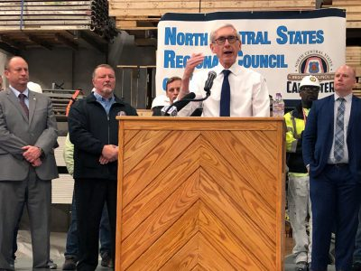 Evers Targets Payroll Fraud by Companies