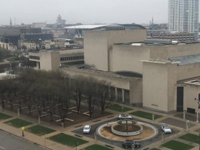 Eyes on Milwaukee: Committee Says Marcus Center Isn't Historic