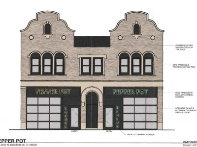 Dining: Jamaican Place Planned for MLK Drive