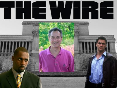 "MKE County: John La Fave and ""The Wire"""
