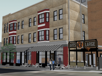 Now Serving: New Arts Cafe in Walker's Point