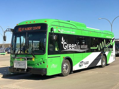 Transportation: County Looks to Add Electric Buses