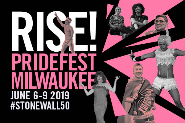 PrideFest Milwaukee 2019: the countdown is on!