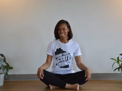 Call Her a Yoga Entrepreneur