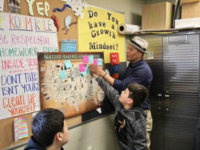 Helping Youths Learn Their Tribal History
