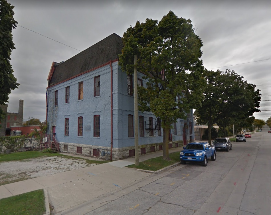 419 W. Vliet St. Image from Google Maps.