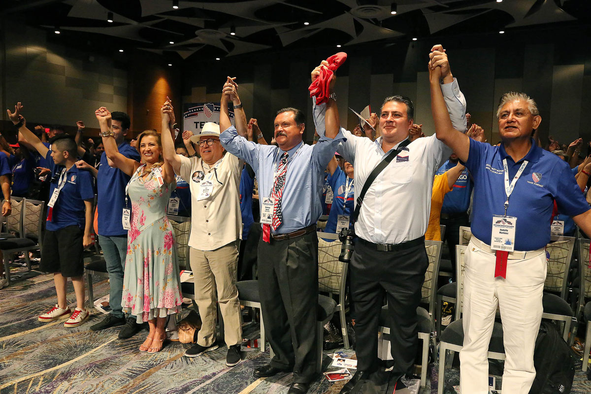This will be Milwaukee's second time hosting the LULAC National Convention since 2006. Photo courtesy of LULAC.