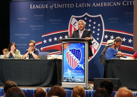 LULAC, the nation's oldest and largest Hispanic organization, will be celebrating its 90th year. Photo courtesy of LULAC.