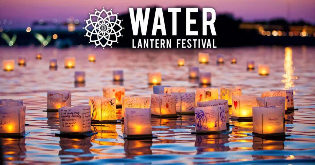 Water Lantern Festival.