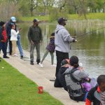 Photo Gallery: Fishing and Fun at the Washington Park Pond