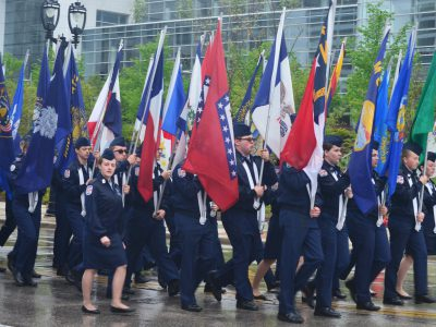 Photo Gallery: The 154th Memorial Day Parade