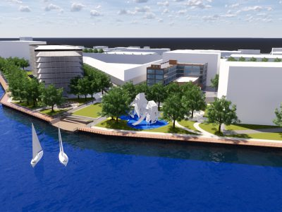 Eyes on Milwaukee: Visions of the Harbor District's Future