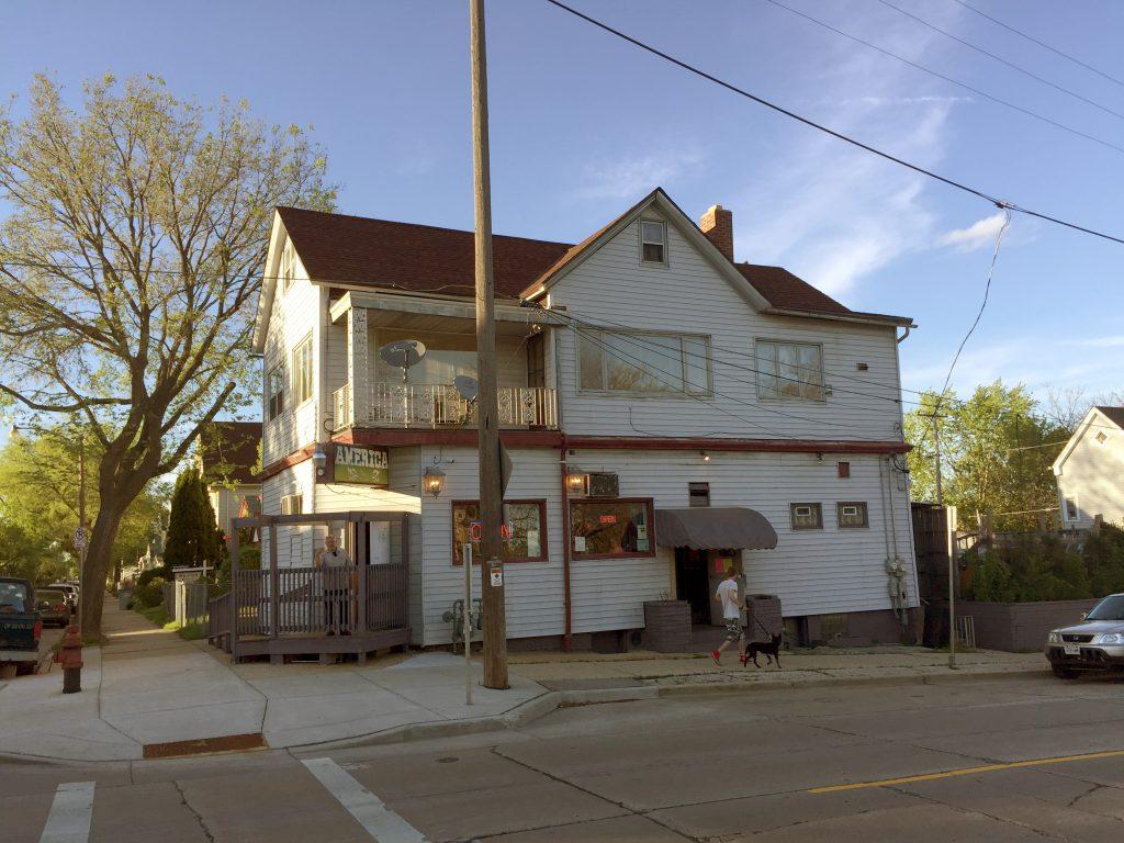 Americas Restaurant, Lounge & Beer Garden, 2078 S. 8th St. Photo by Dave Reid.