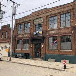 Foamation factory, 1120 S. Barclay St. Photo by Jeramey Jannene.