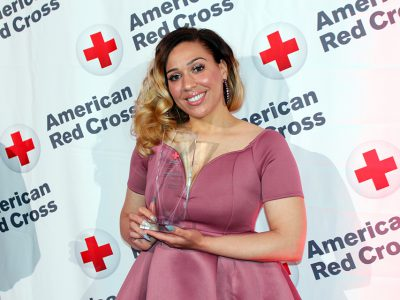 MCTS Driver Named 'Hero of the Year' at Red Cross Event