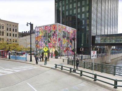 Eyes on Milwaukee: Sculpture Milwaukee to Transform Chase Tower