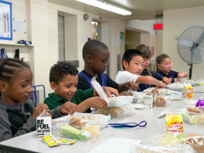 MPS Students Lobby For Better Lunches