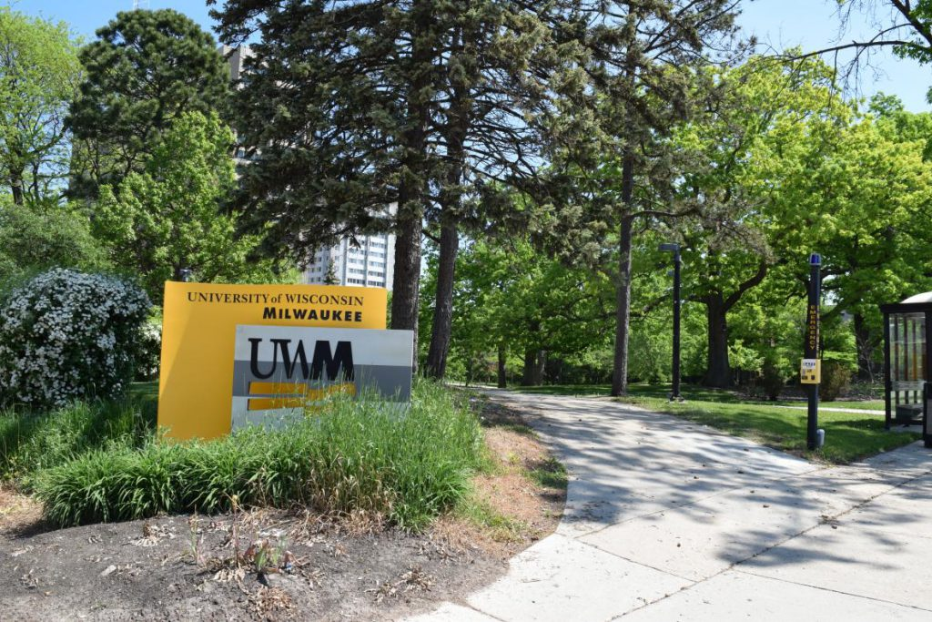 UWM. Photo by Gretchen Brown/WPR.