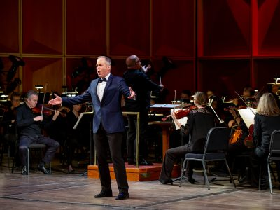 Classical: The Florentine's 'Night at the Opera' Bows