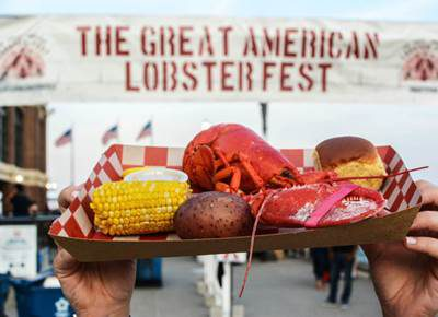 The Great American Lobster Fest Coming to the Plaza in front of Fiserv Forum from Friday-Sunday, Aug. 16-18