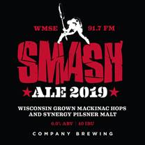 WMSE Presents SMASH Ale 19