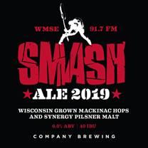 WMSE Presents SMASH Ale 19