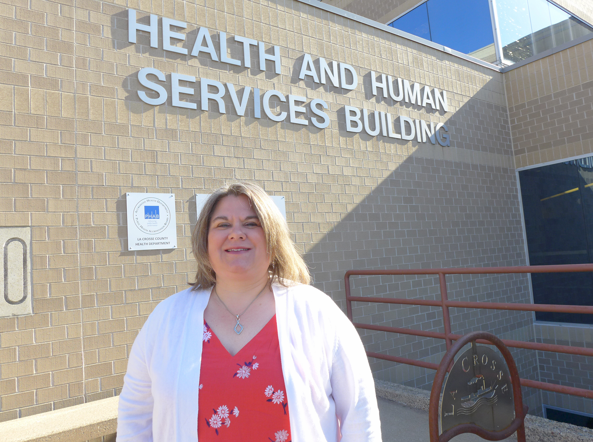 Lila Barlow, supervisor of La Crosse County's Foster Care program, said 80 to 85 percent of cases in the foster care system involve alcohol or drug problems. Photo by Hope Kirwan/WPR.