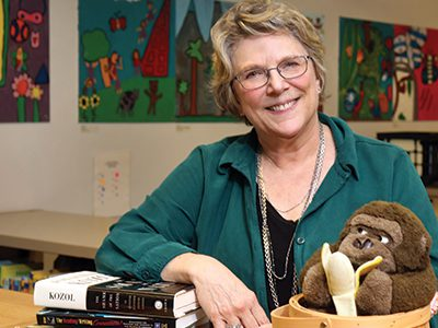 Marquette professor Sharon Chubbuck honored with top teaching award