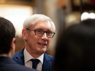 "Evers Blasts Trump ""Tweet"" Trade Wars"