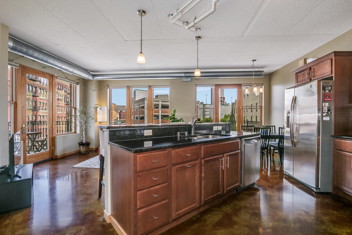 102 N. Water St., Unit 401. Photo courtesy of Corley Real Estate.