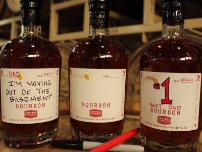 Central Standard Raises a Toast to Dads & Nat'l Bourbon Day with New Release Friday