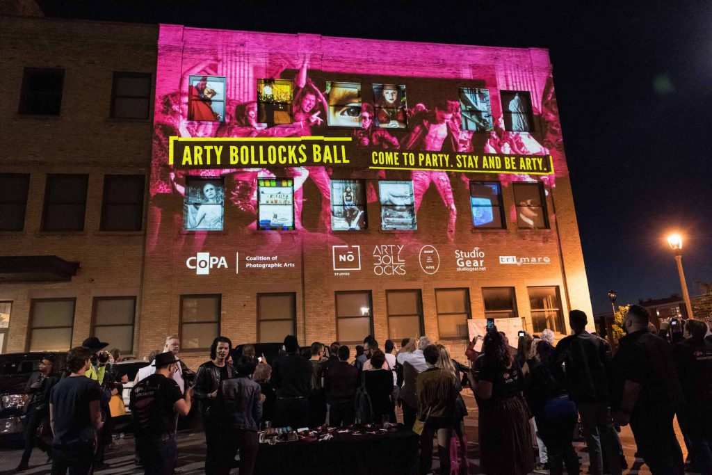 Arty Bollocks Ball 2019. Photo by Brian Sprague.