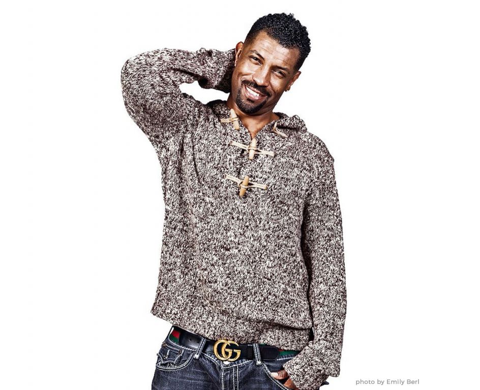 Deon Cole. Photo courtesy of the Wisconsin Center District.